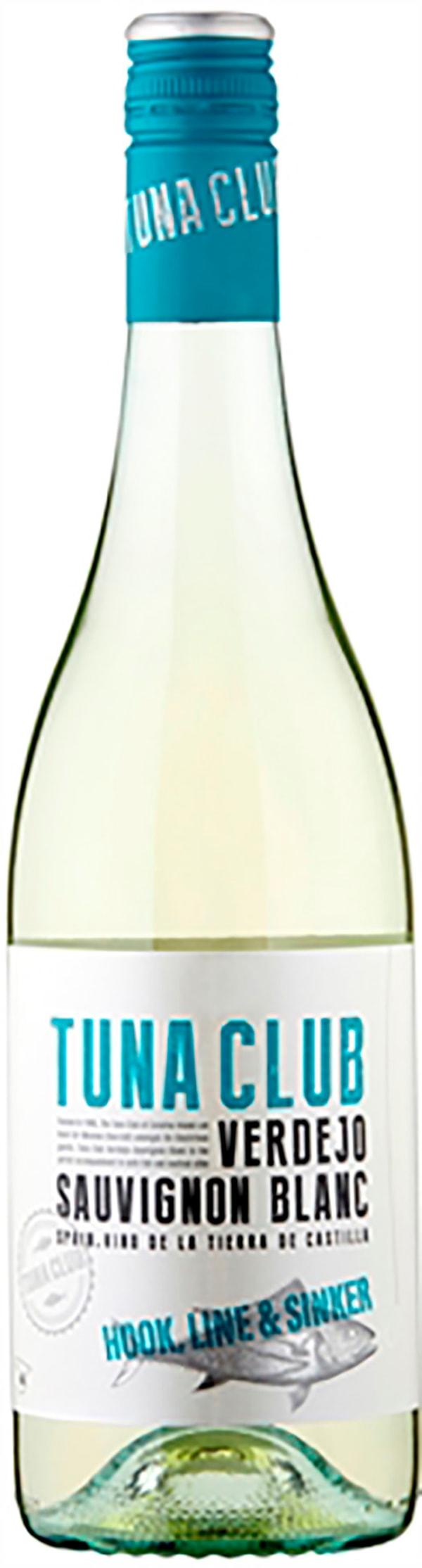 Tuna Club Verdejo Sauvignon Blanc 2018