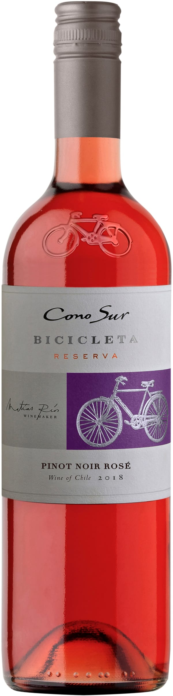 Cono Sur Bicicleta Pinot Noir Rosé 2018