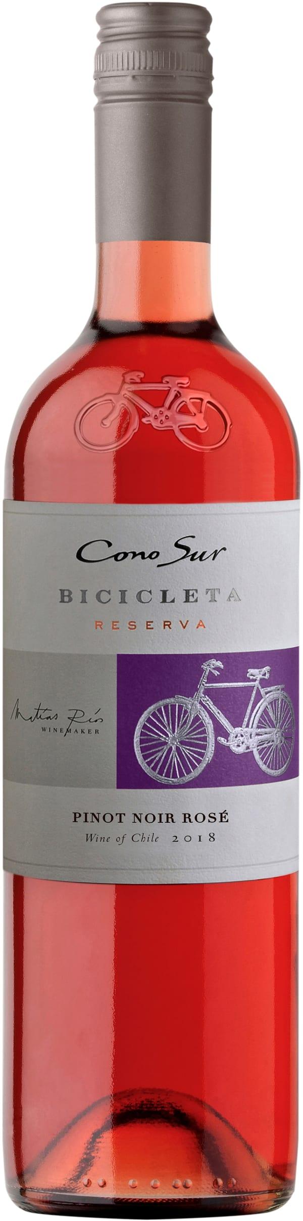 Cono Sur Bicicleta Pinot Noir Rosé 2019