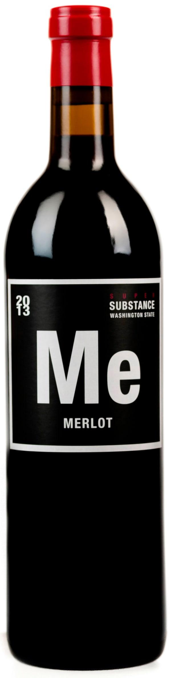 Wines of Substance Me Merlot 2013