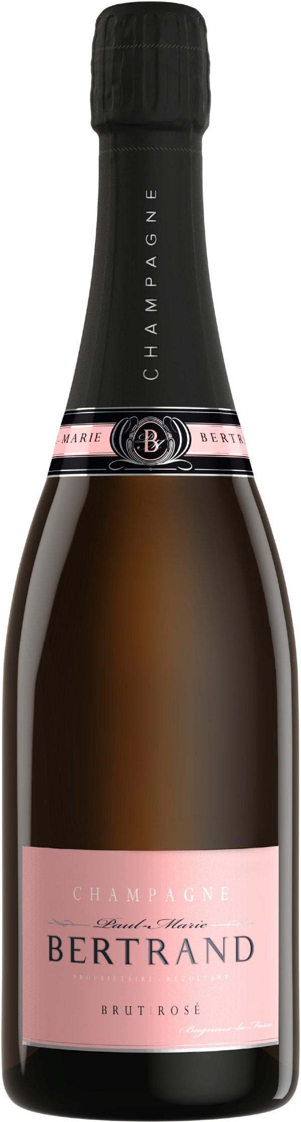 Paul-Marie Bertrand Champagne Rosé Brut