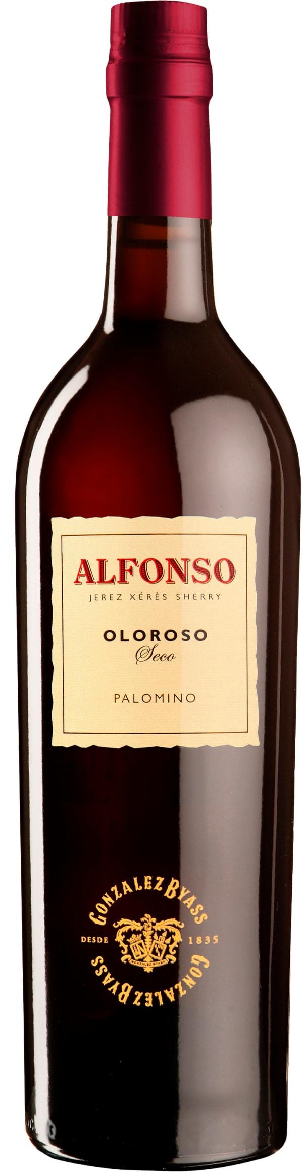 Alfonso Oloroso Seco