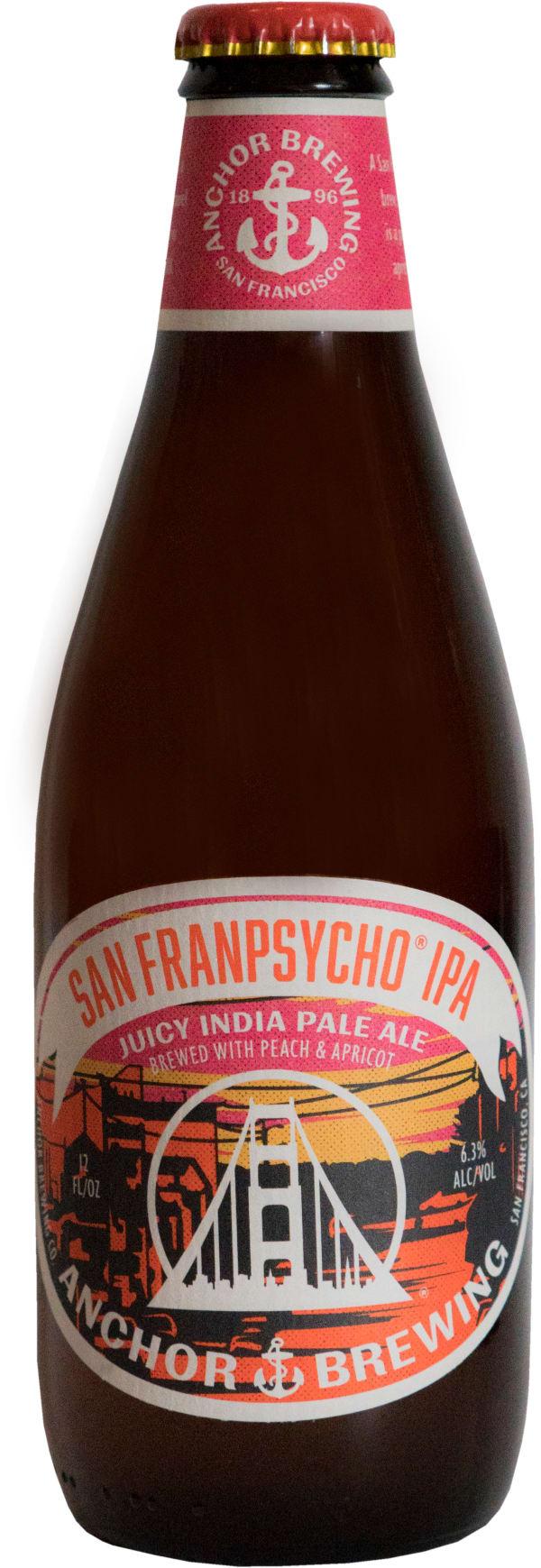Anchor San Franpsycho IPA