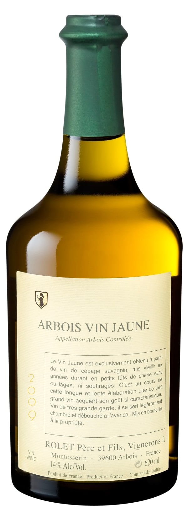 Rolet Arbois Vin Jaune 2009