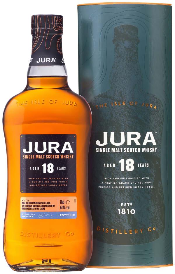 Jura 18 Year Old Single Malt