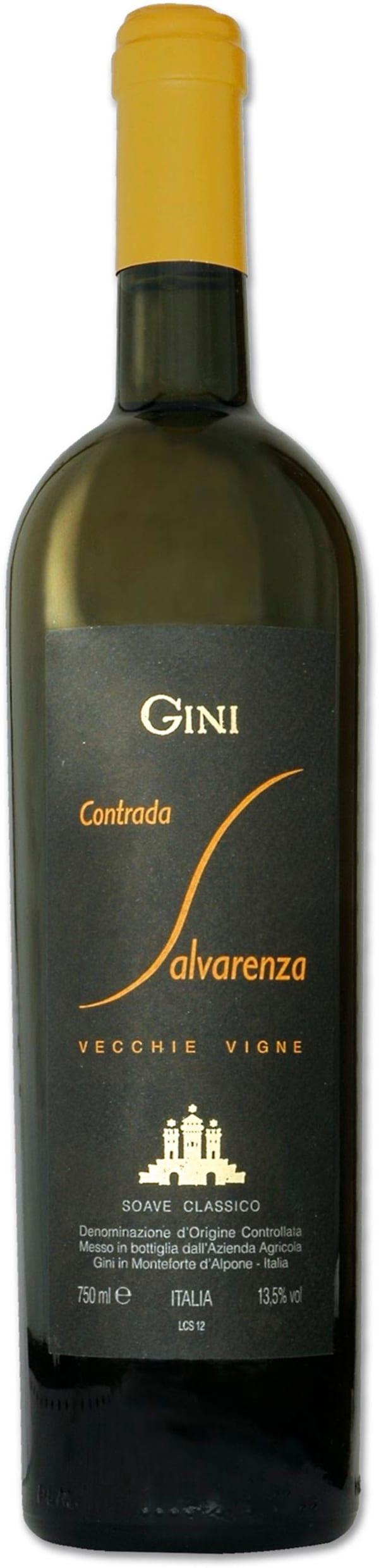 Gini Contrada Salvarenza Vecchie Vigne 2016