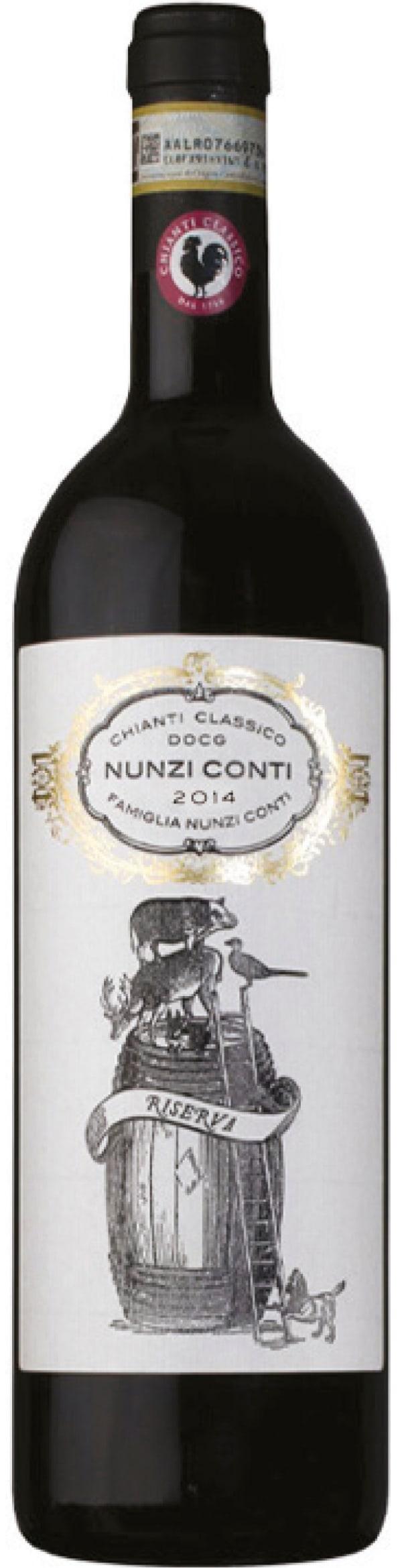 Nunzi Conti Chianti Classico Riserva 2016