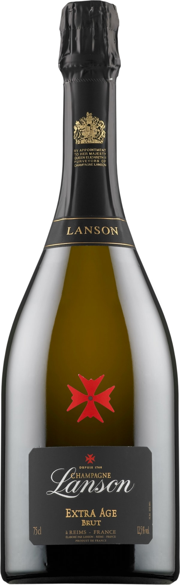Lanson Extra Age Champagne Brut