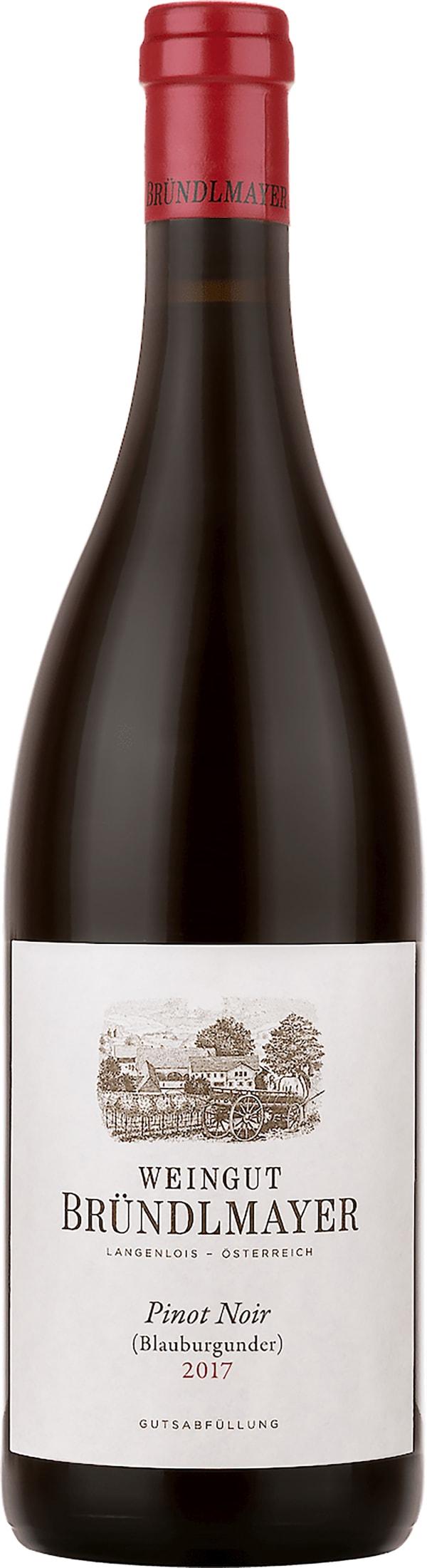 Bründlmayer Pinot Noir 2017