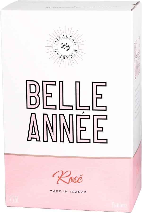 Mirabeau Belle Année Rosé 2020 lådvin