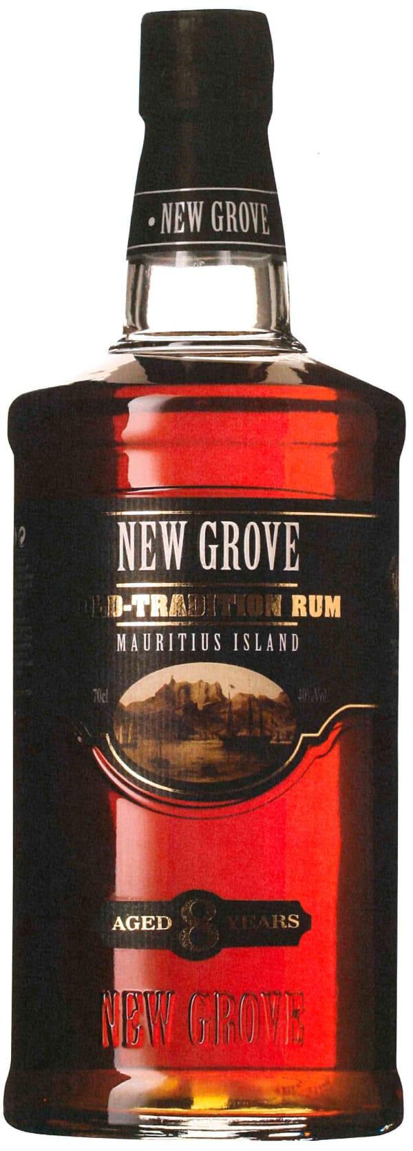New Grove Old Tradition 8 YO Rum