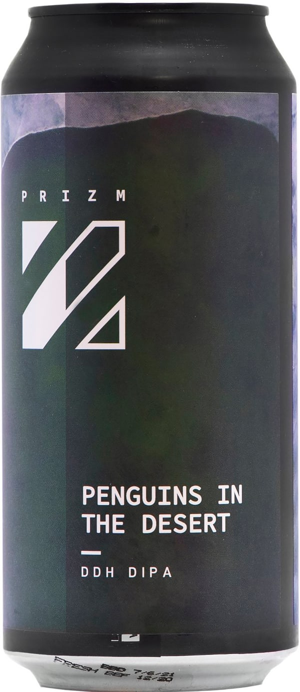 Prizm Penguins In The Desert DDH DIPA can