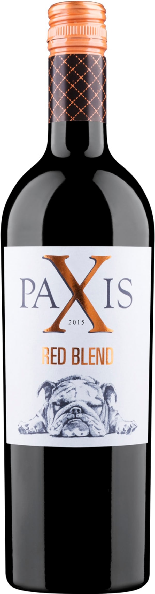 Paxis Red Blend 2013