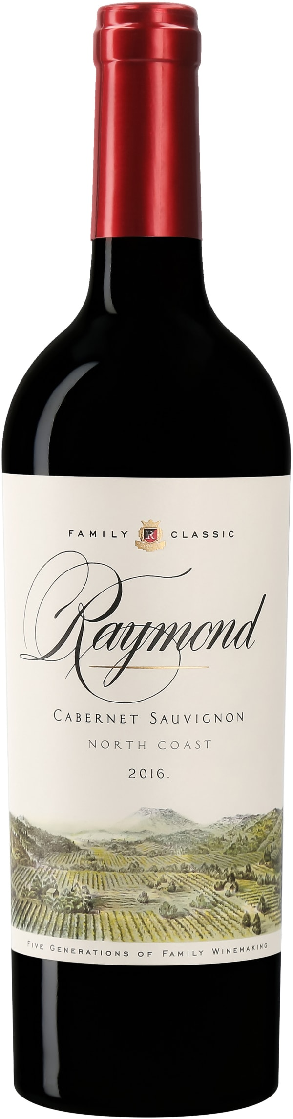 Raymond Family Classic Cabernet Sauvignon 2016
