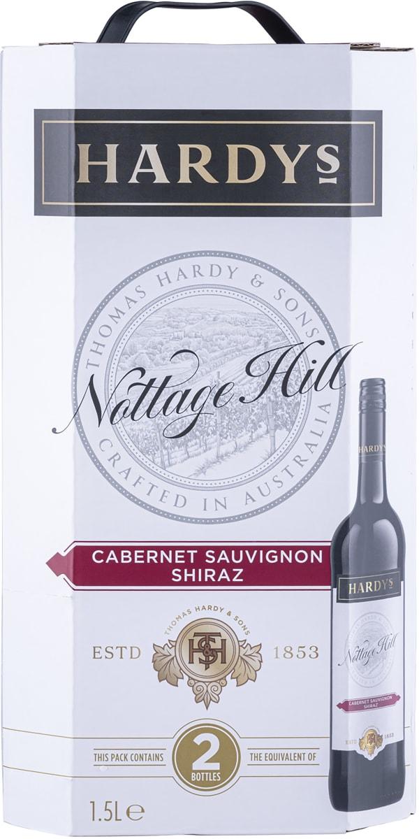 Hardys Nottage Hill Cabernet Sauvignon Shiraz 2017 hanapakkaus