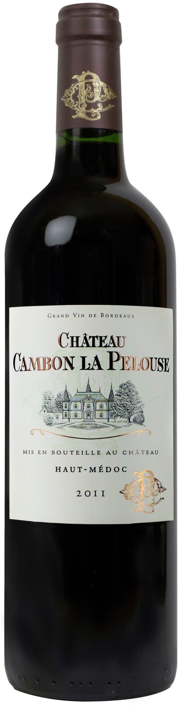 Château Cambon La Pelouse 2011