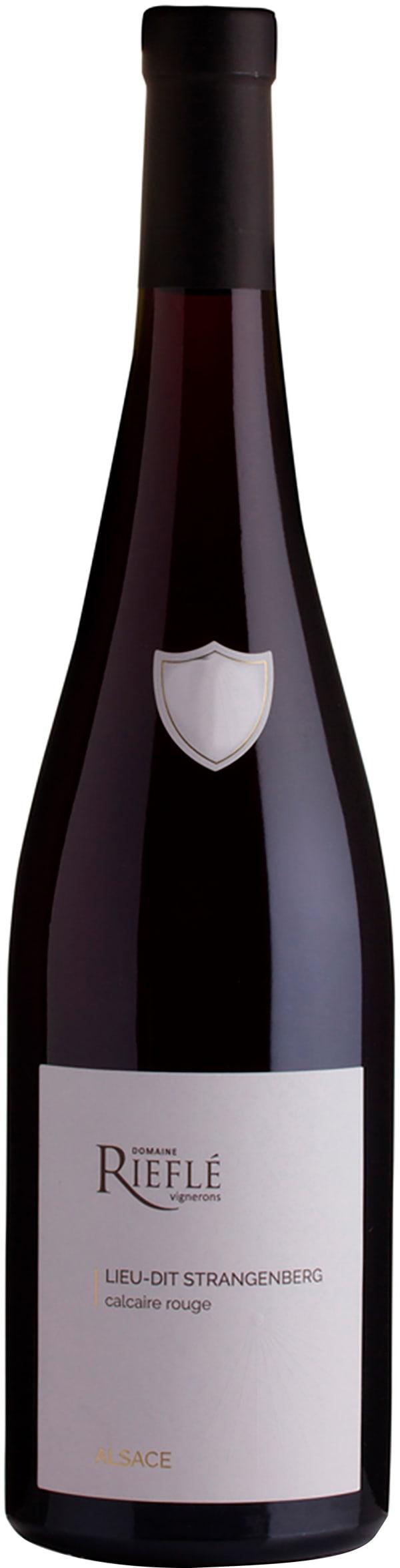 Rieflé Lieu-Dit Strangenberg Pinot Noir 2017