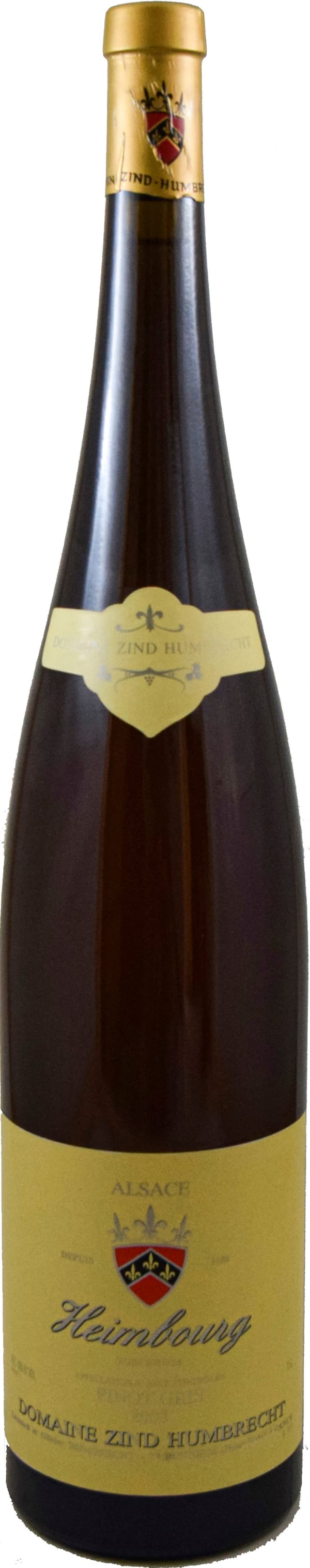 Domaine Zind-Humbrecht Heimbourg Pinot Gris Magnum 2003