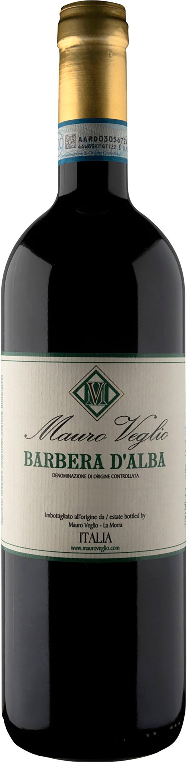 Mauro Veglio Barbera d'Alba 2018