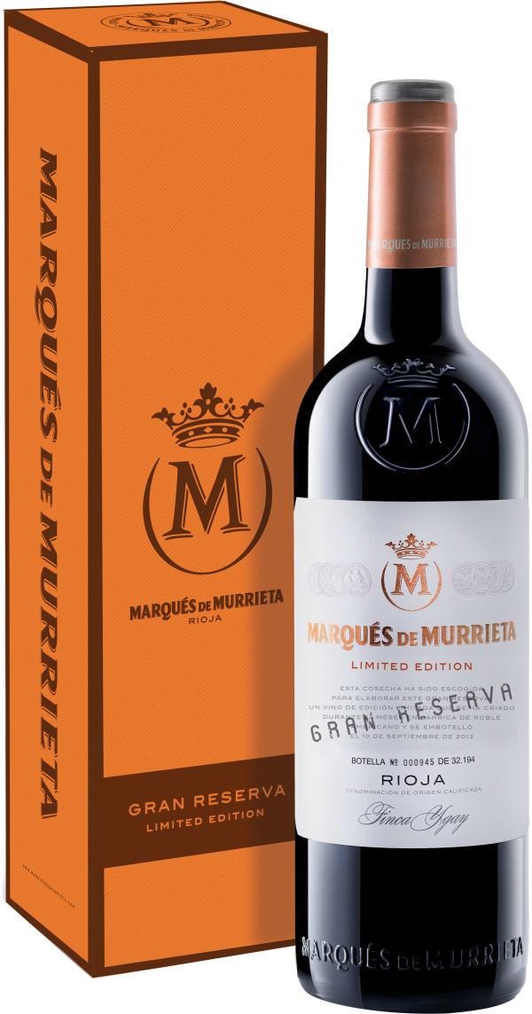 Marques de Murrieta Gran Reserva 2014