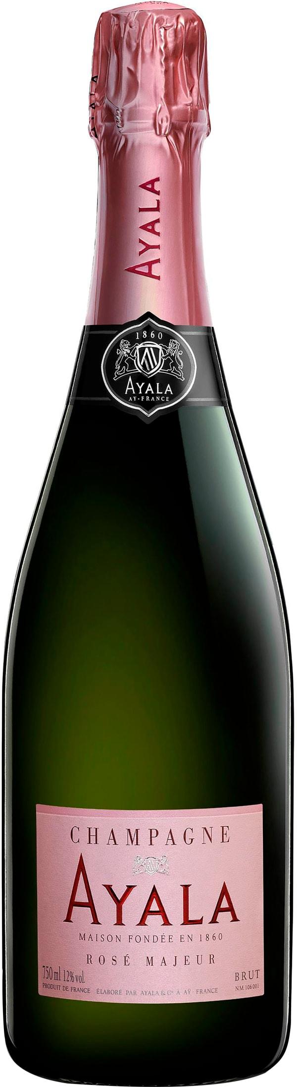 Ayala Rosé Majeur Champagne Brut