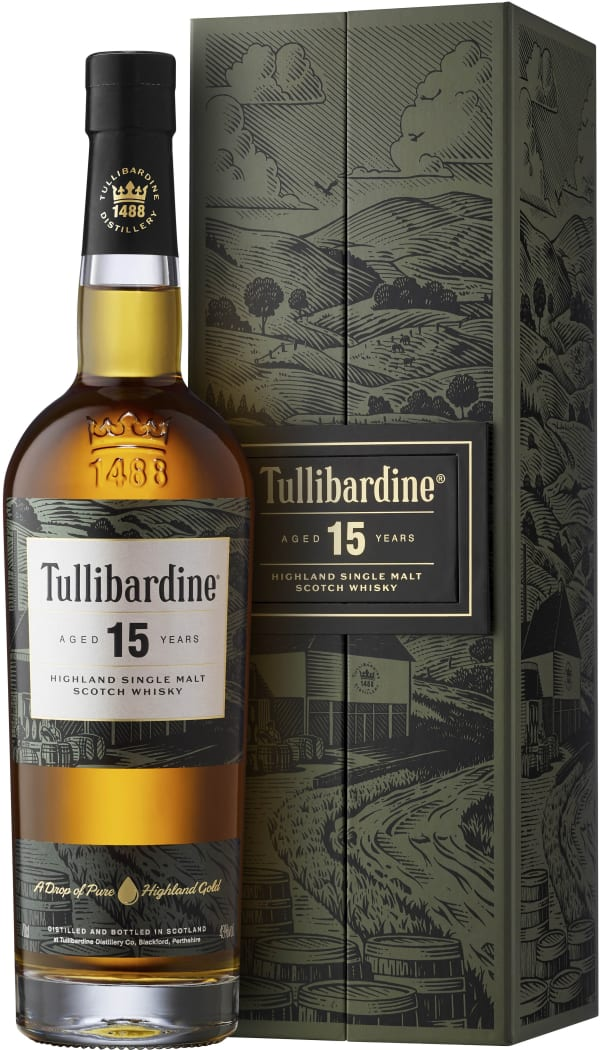 Tullibardine 15 Year Old Single Malt