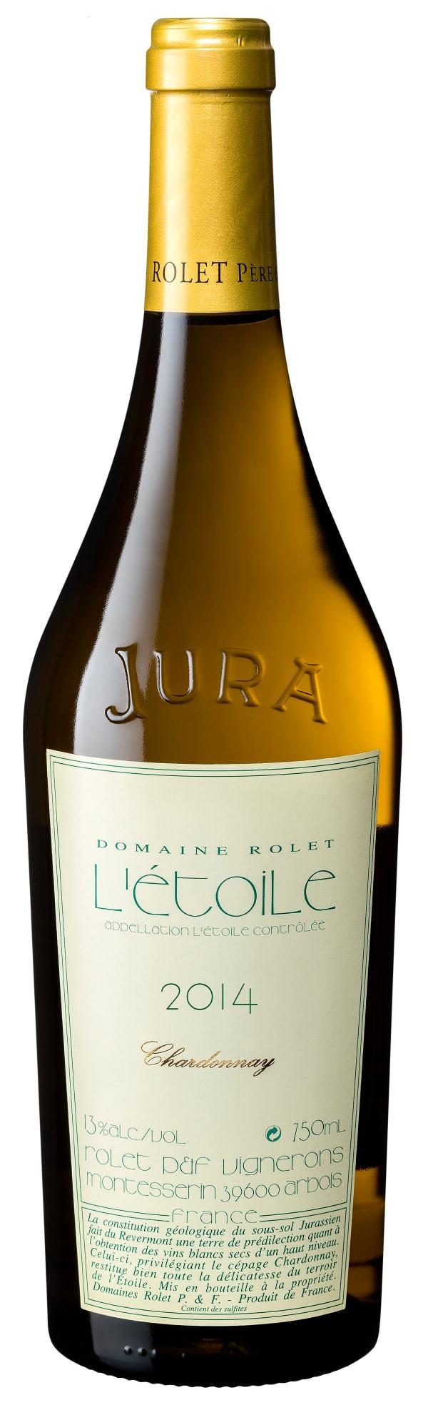 Rolet L'etoile Chardonnay 2015