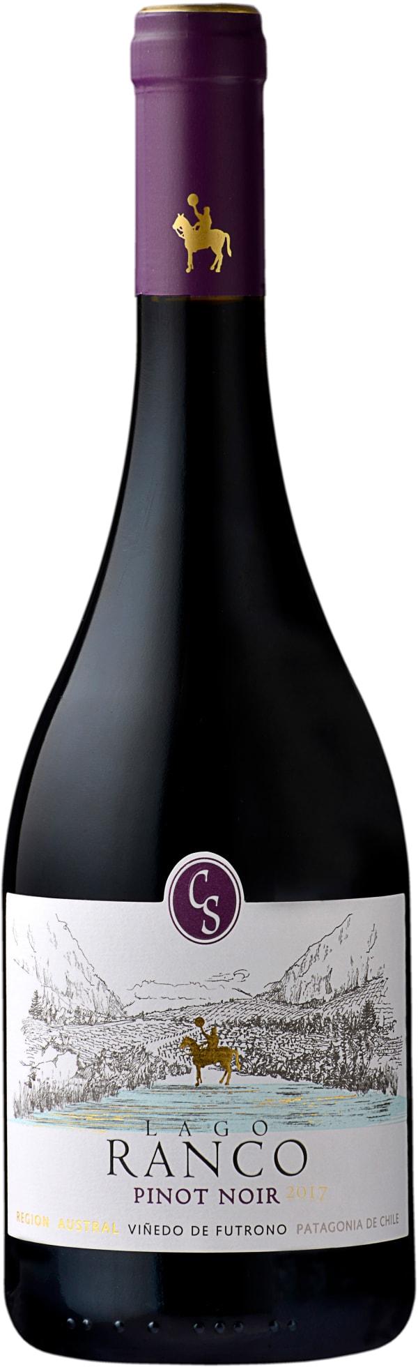 Casa Silva Lago Ranco Pinot Noir 2017