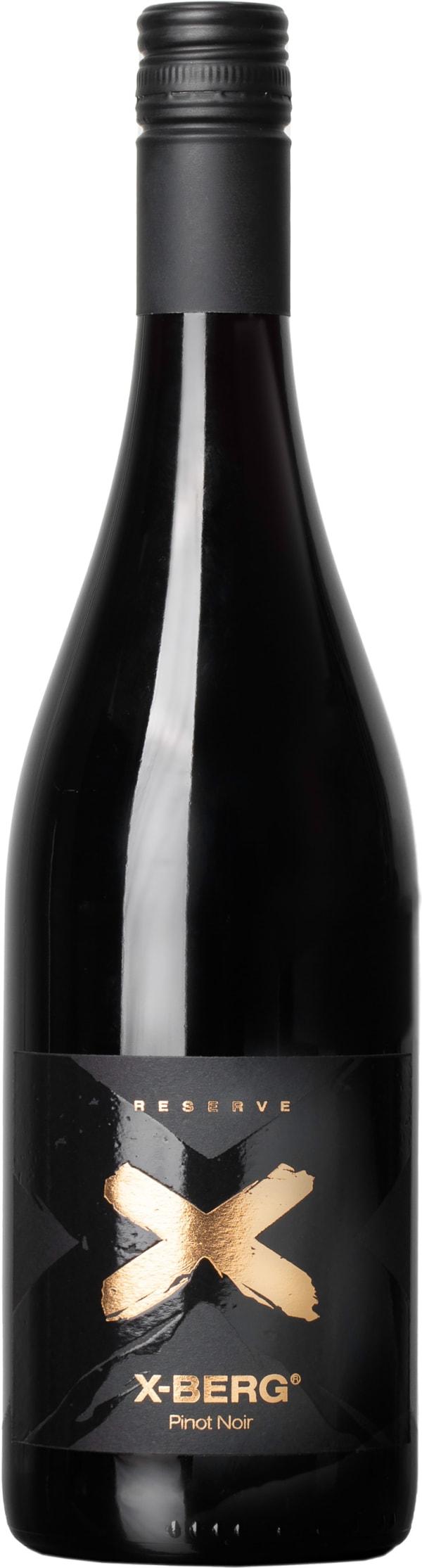 X-Berg Pinot Noir 2015