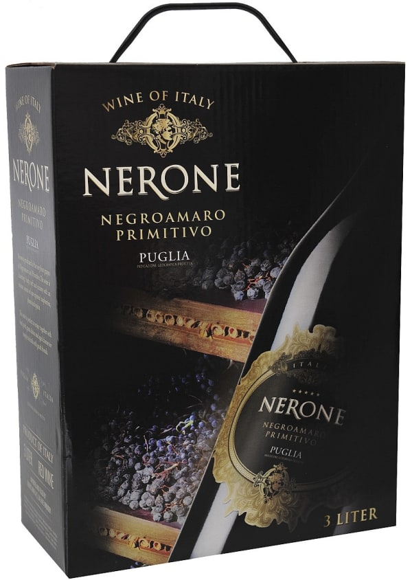 Nerone Negroamaro Primitivo bag-in-box