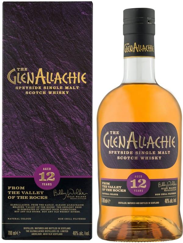 The GlenAllachie 12 Year Old Single Malt