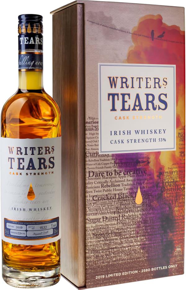 Writers Tears Cask Strength 2019 IWY