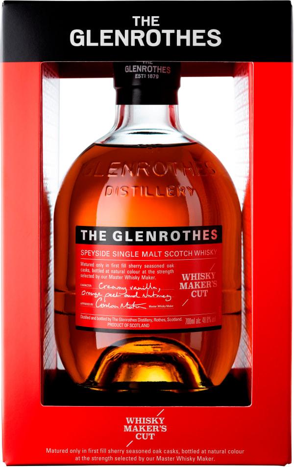 The Glenrothes Whisky Maker's Cut Single Malt