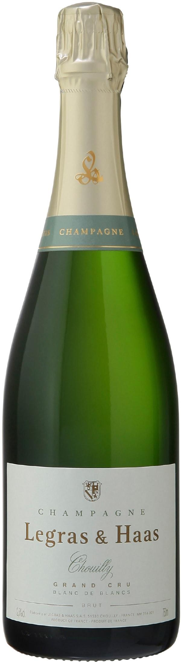 Legras & Haas Grand Cru Blanc de Blanc Champagne Brut