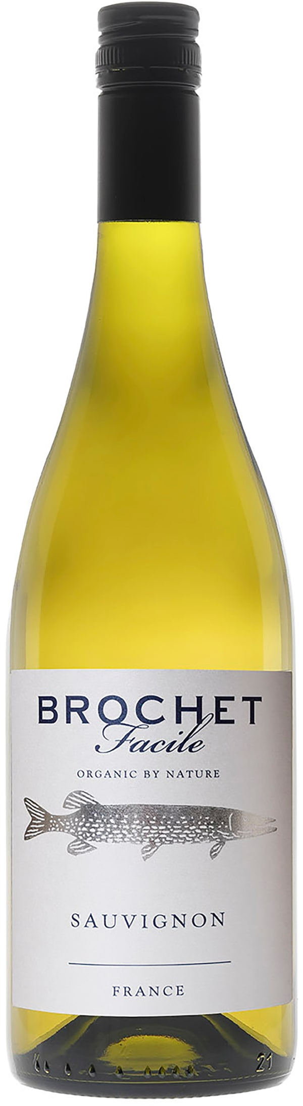 Brochet Facile Organic Sauvignon Blanc 2017