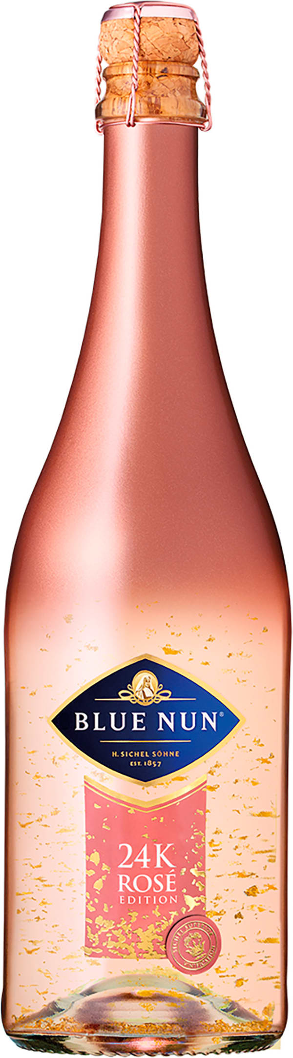 Blue Nun 24K Rosé Edition Dry