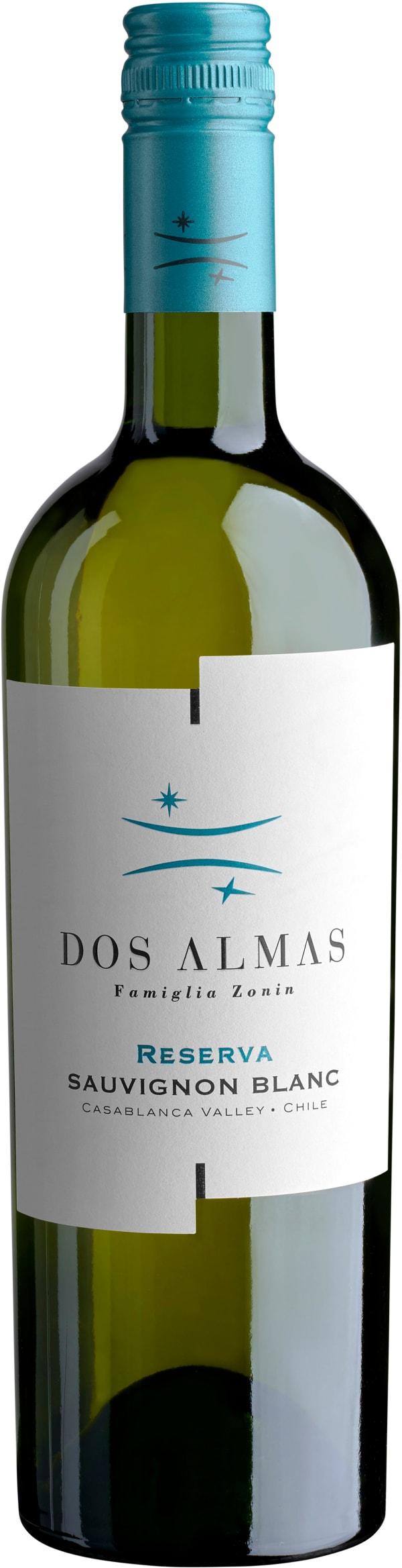 Dos Almas Sauvignon Blanc Reserva 2018