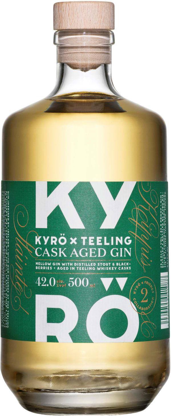 Kyrö X Teeling Cask Aged Gin
