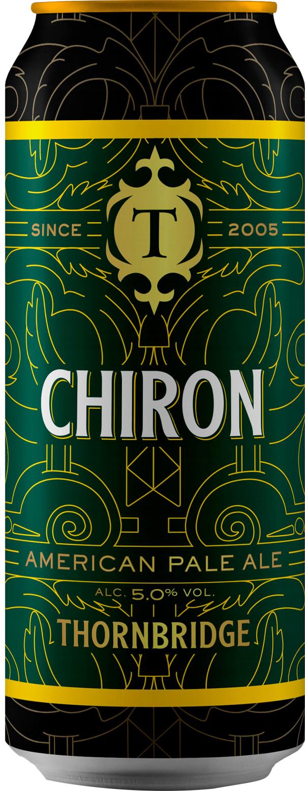 Thornbridge Chiron American Pale Ale can