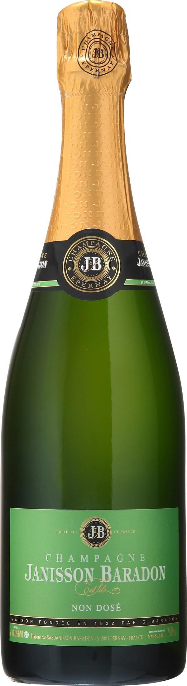 Janisson Baradon Non Dosé Champagne Brut