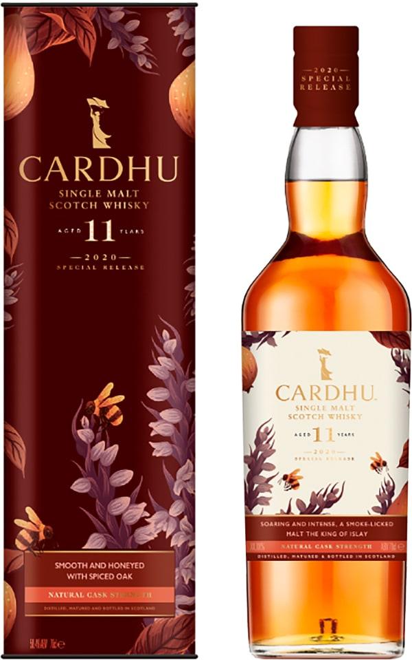 Cardhu 11 Year Old Special Release 2020 Single Malt