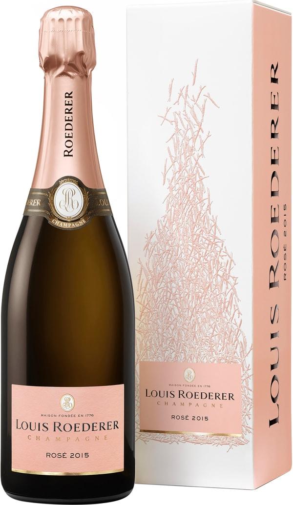 Louis Roederer Rosé Champagne Brut 2014