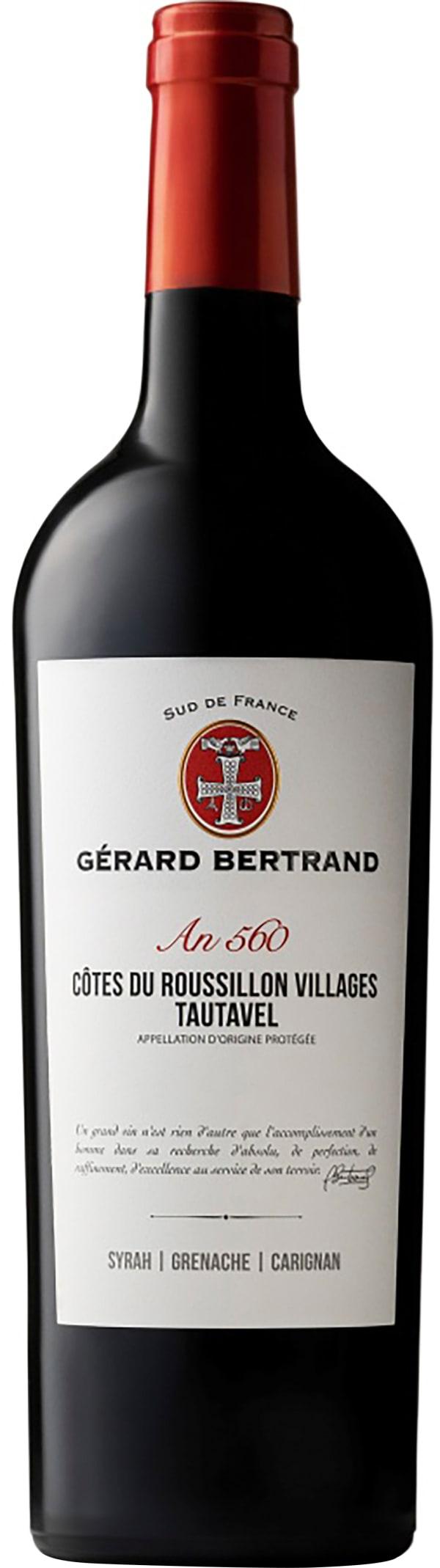 Gérard Bertrand Côtes du Roussillon Villages Tautavel 2017