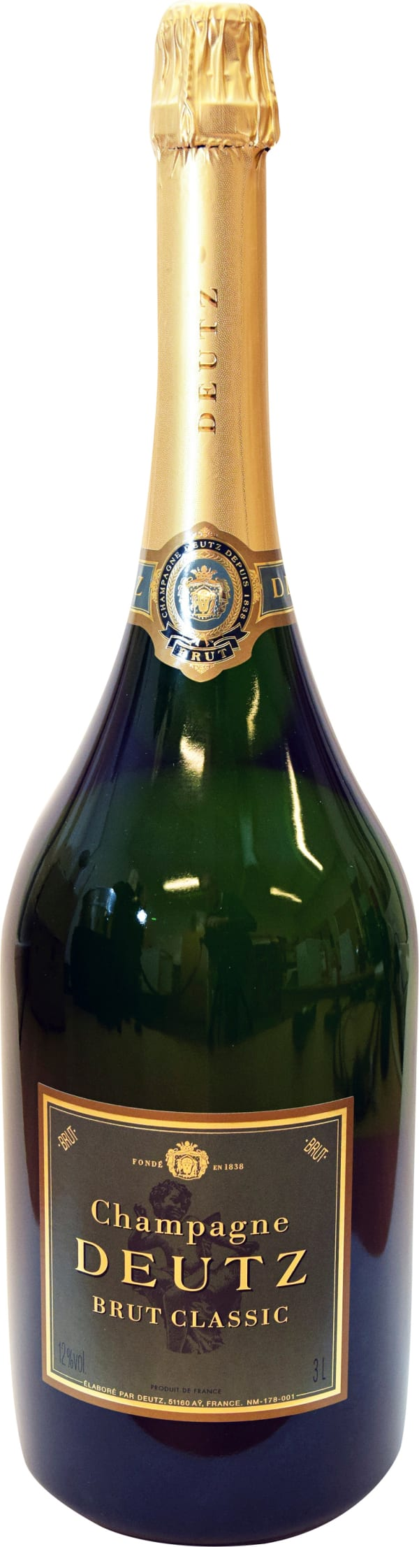 Deutz Classic Champagne Brut Jeroboam