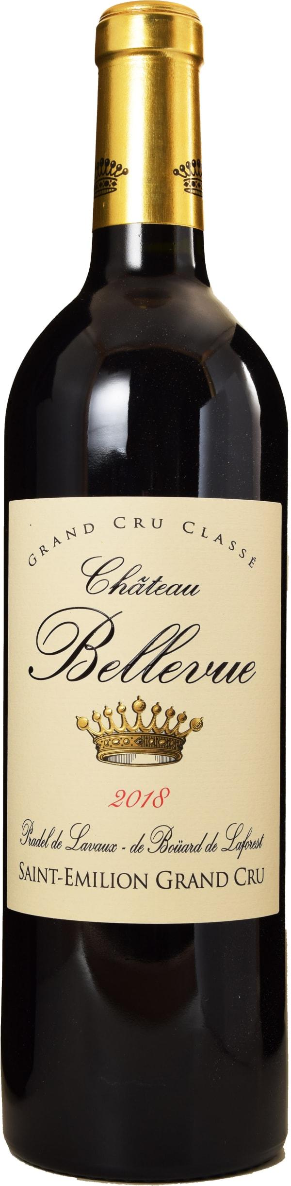 Chateau Bellevue 2014