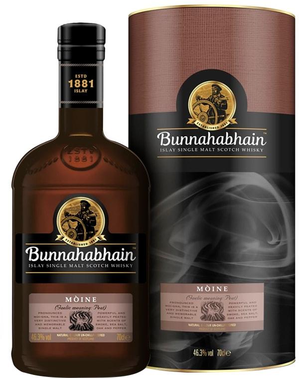 Bunnahabhain Móine Single Malt