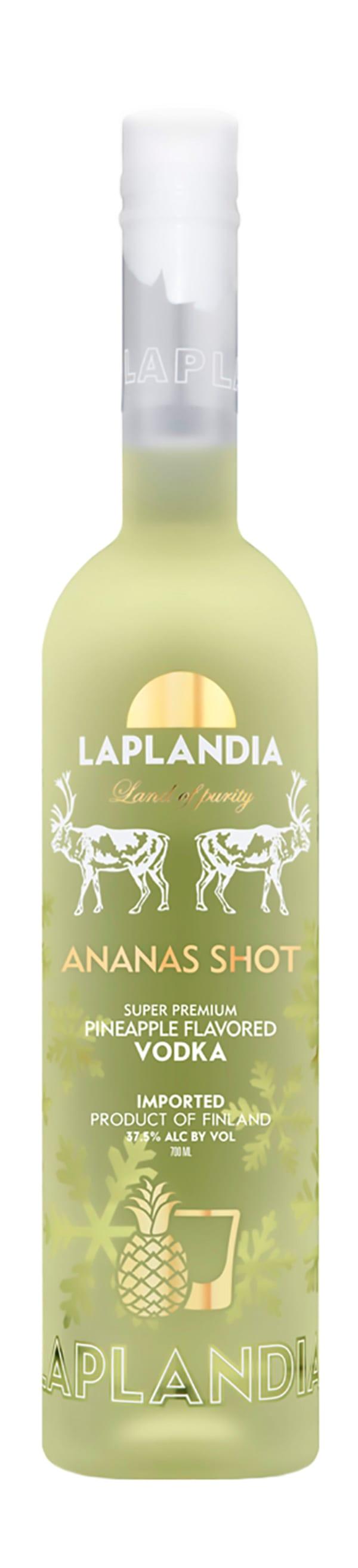 Laplandia Ananas Shot Vodka