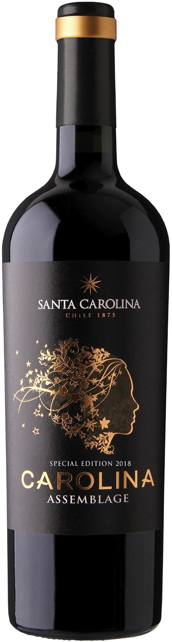 Santa Carolina Assemblage Special Edition 2018