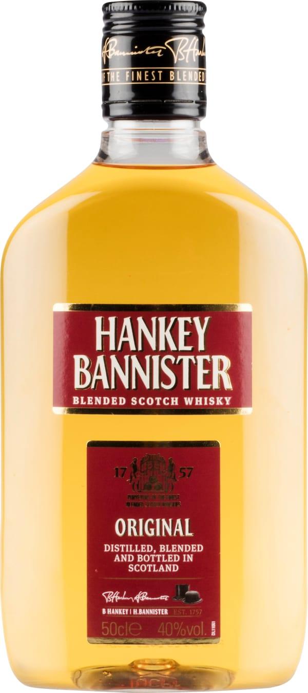 Hankey Bannister plastic bottle