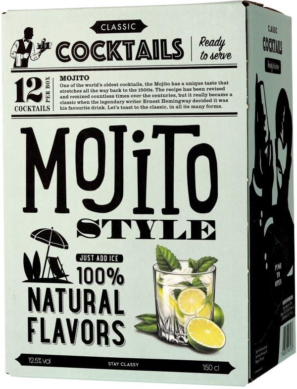 Classic Cocktails Mojito bag-in-box
